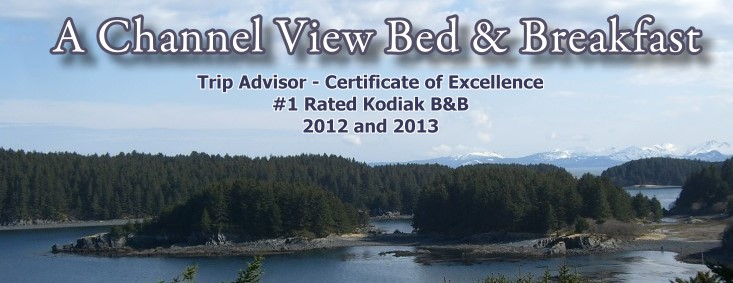 Kodiak Channel View Bed and Breakfast