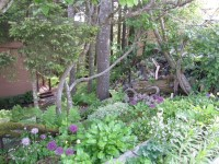 A Channel View Bed and Breakfast - Garden